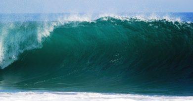 10 интересных фактов о морях и океанах