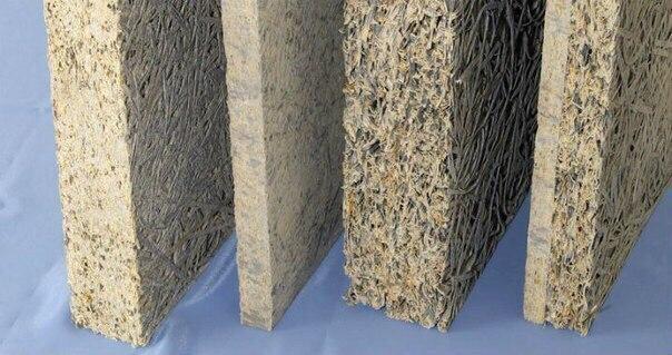 Цементно-стружечная плита (ЦСП)