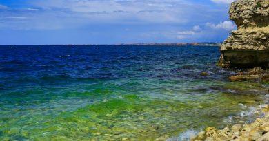 Черное море - интересное и неизвестное