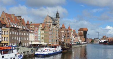 Гданьск (Польша) — главные достопримечательности