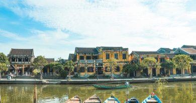 Курортный город Хойан — вьетнамская Венеция