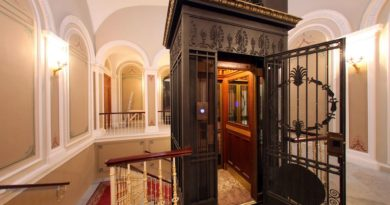О старинных лифтах Петербурга. Кто и как их ставил в жилые дома