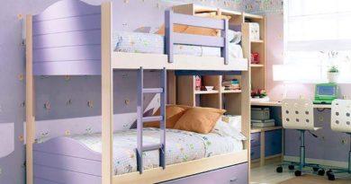 Оформляем интерьер комнаты для двух разнополых детей