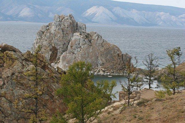 Отдых на озере Байкал — остров Ольхон