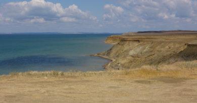 Пляжный отдых на Керченском проливе в казацкой Тамани
