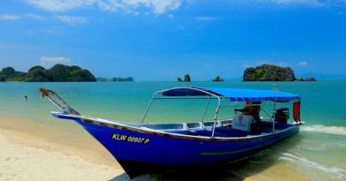 Пляжный отдых на островах Лангкави (Малайзия)