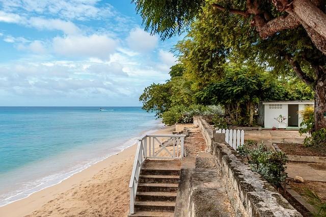 Пляжный отдых на острове Барбадос (Карибское море)