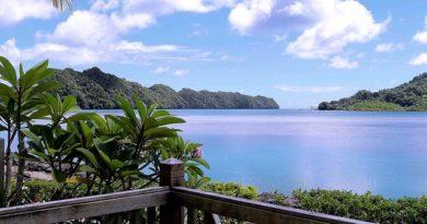Пляжный отдых в архипелаге Палау (Микронезия)