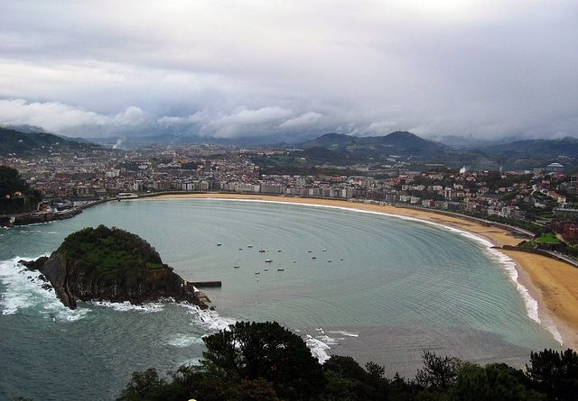 Пляжный отдых в Сан-Себастьян (Испания) и достопримечательности