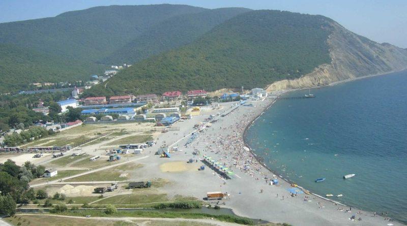 Пляжный отдых в Сукко на Черном море