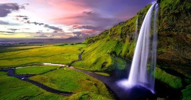 Путешествие в Исландию — долину Гейзеров