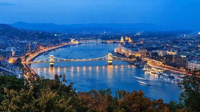 Путешествие в Венгрию — Будапешт, Вышеград и Сентендре