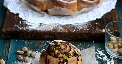 Рецепт синнабонов — булочки с корицей