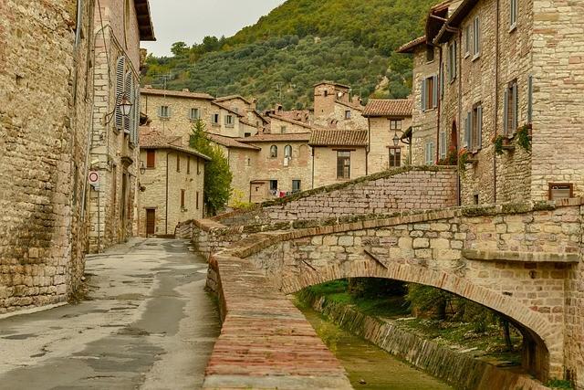 Рейтинг лучших малых городов и деревень на территории Европы