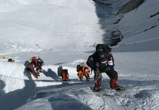 В сентябре для туристов откроется Эверест