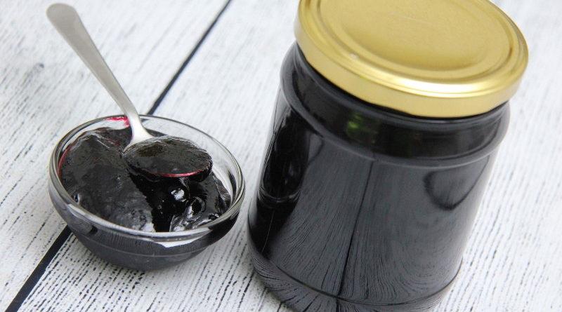 Варенье из черной смородины без косточек
