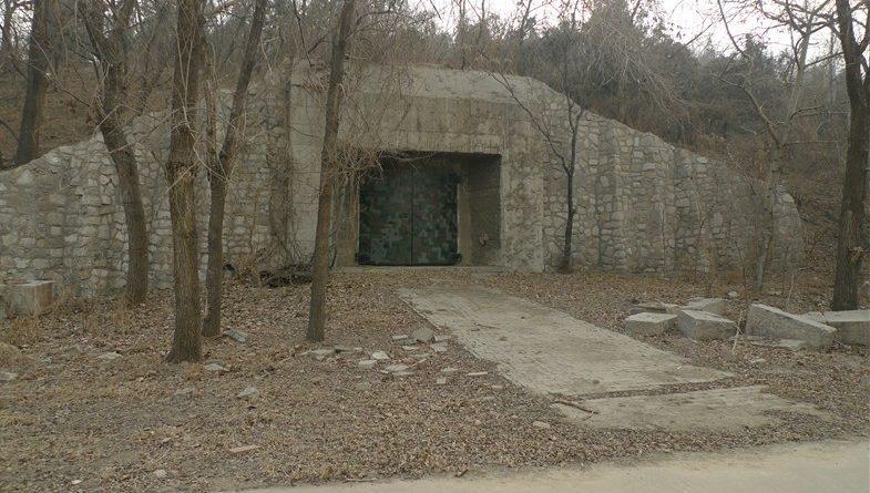 Защита от вторжения СССР. Китайские подземные крепости середины XX века