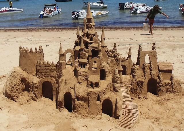 Активный отдых на курорте Бузиос (Бразилия)