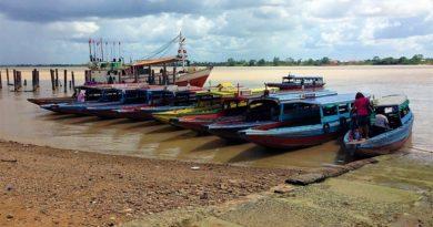 Суринам — пляжный отдых на берегу Атлантического океана