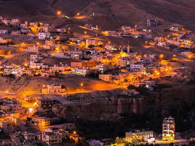 Иордания: международное авиасообщение будет восстановлено 08.09.2020 года