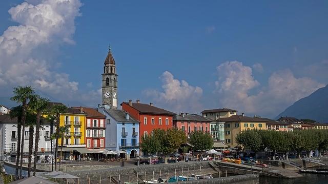 Как отправиться в поход в Швейцарию — Тичино