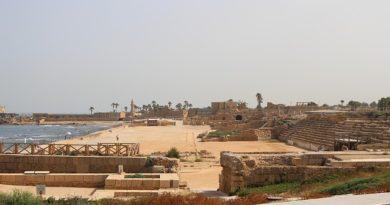 Кейсария (Израиль) — путешествие по историческим местам