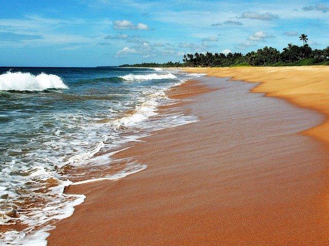 Лучшие морские курорты острова Шри-Ланка