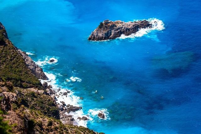 Остров Кефалония (Греция) — пляжный отдых на Ионическом море