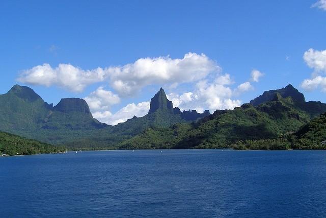 Остров Муреа (Французская Полинезия) — отдых и достопримечательности
