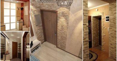 Отделка внутренних стен и фасадов декоративной штукатуркой