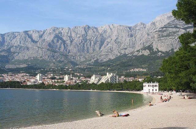 Пляжный отдых на курорте Макарска (Хорватия)