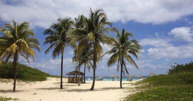 Пляжный отдых на курорте Варадеро (Куба)