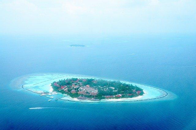 Пляжный отдых на Мальдивских островах