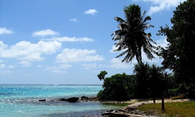 Пляжный отдых на островах государства Кирибати