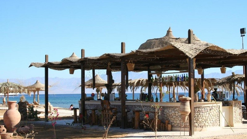 Пляжный отдых в Египте — Нувейба