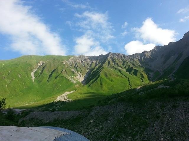 Российская Федерация откроет границы с Южной Осетией