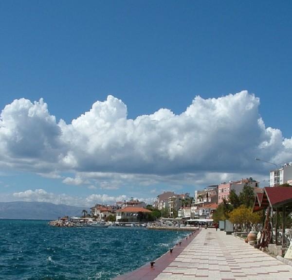Пляжный отдых в Алачати (Турция) — полуостров Чешме