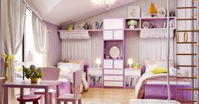 Выбираем мебель в детскую комнату
