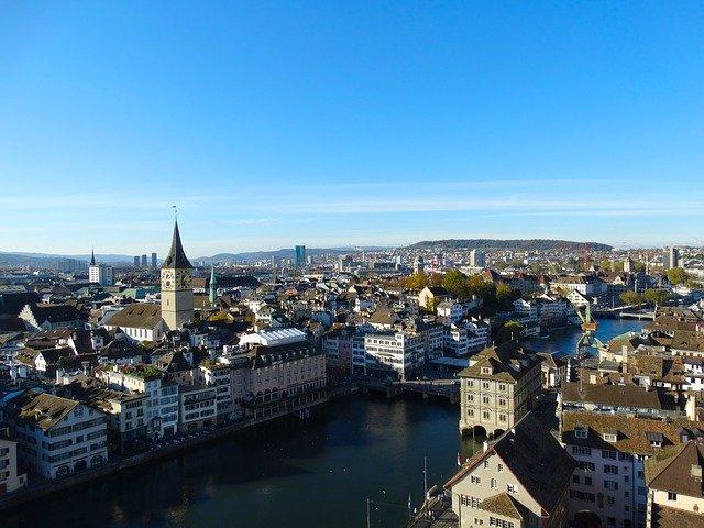 Цюрих (Швейцария) — главные достопримечательности