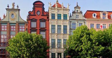 Город Гданьск (Польша) — отдых и достопримечательности