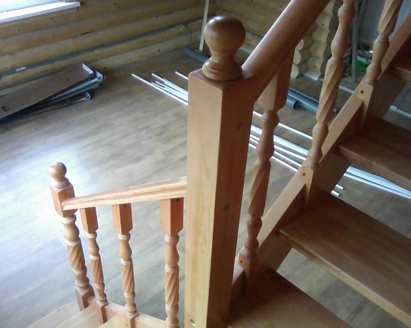 Как крепить балясины к ступеням лестницы: пошаговая инструкция