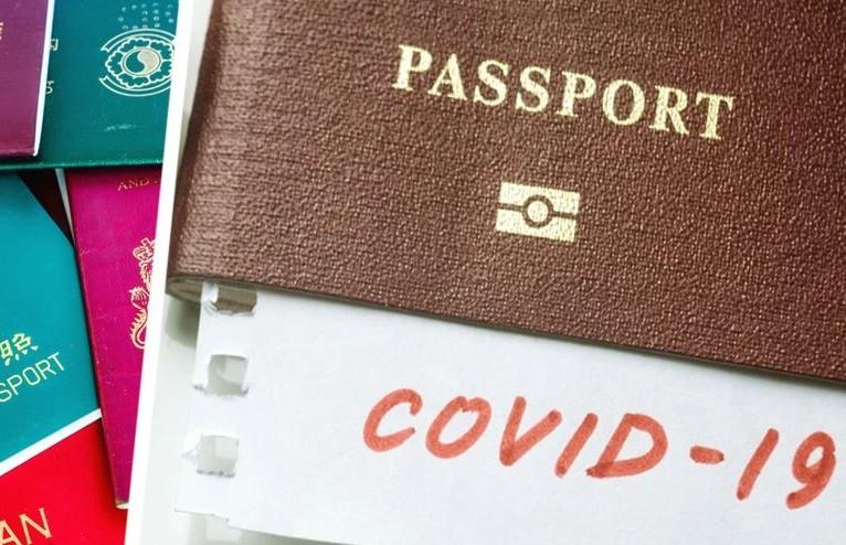 «Коронавирусный паспорт» для туристов