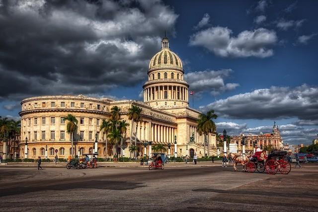 Куба намерена принимать российских туристов с 01.11.2020