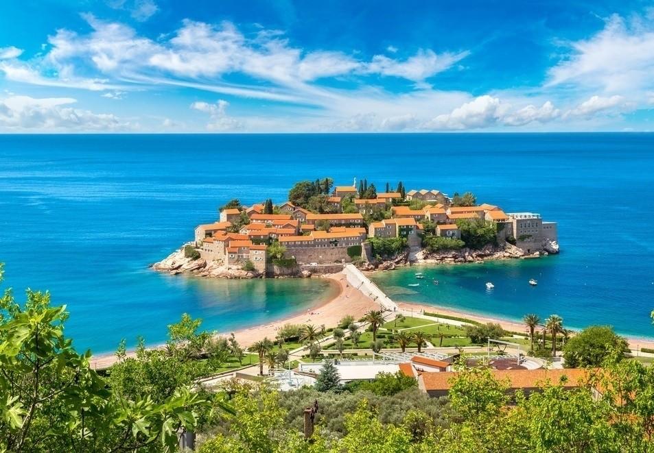 Остров Святой Стефан (Черногория) – пляжный отдых на море