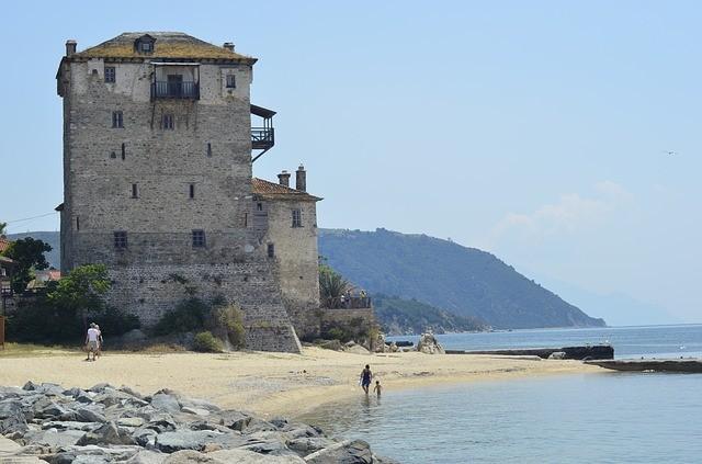 Пляжный отдых на море в Халкидики (Греция)