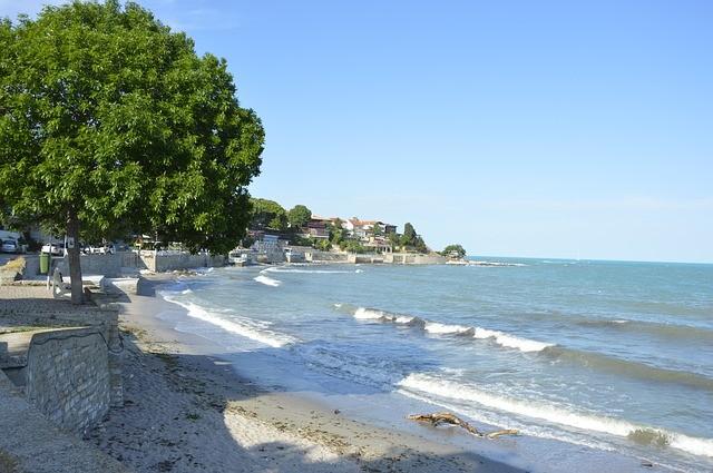 Пляжный отдых в Несебре (Болгария)