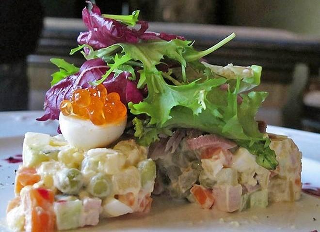 Салат оливье: классический рецепт + 5 необычных