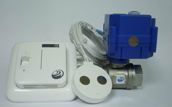 Система защиты от протечек воды в квартире