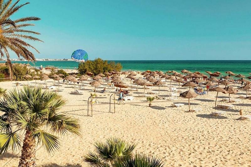 Тунис — пляжный отдых в Хаммамет Ясмин
