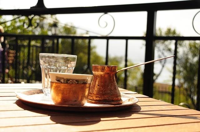 Все о турецком кофе